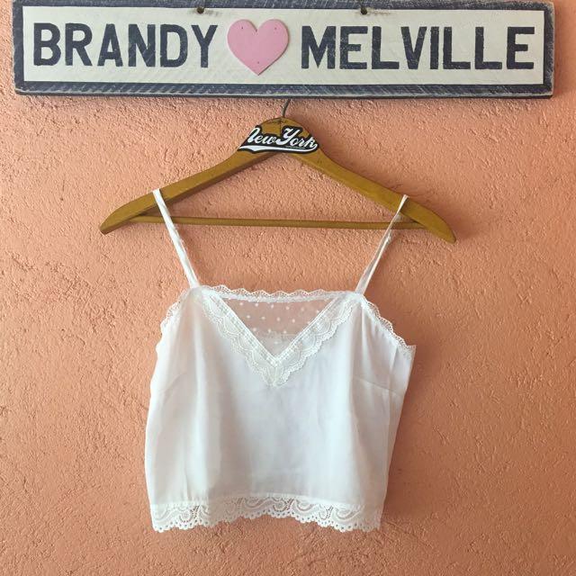 Brandy Melville Phoebe tank