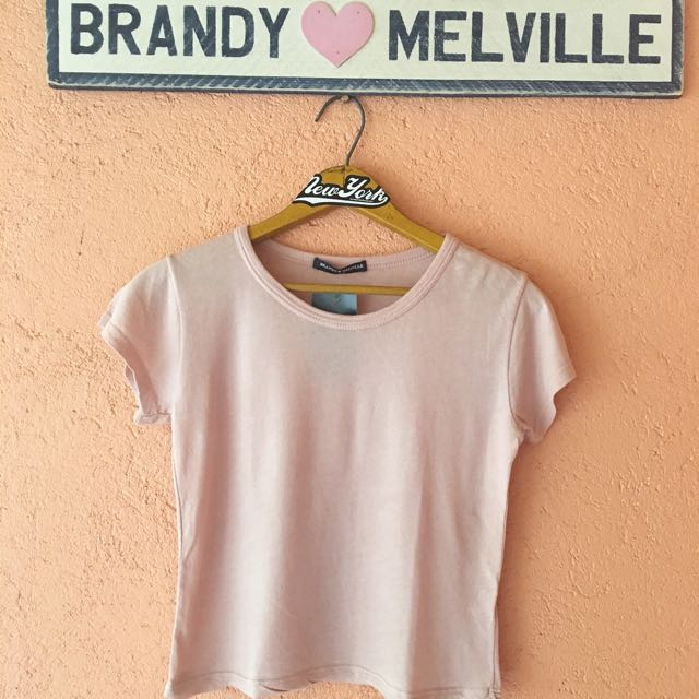 Brandy Meville Mason Blush