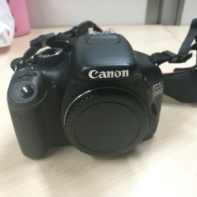 Canon 550d Body For Sale Or Trade