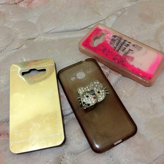 Case ( Hard case & jelly case ) for Samsung galaxi j3