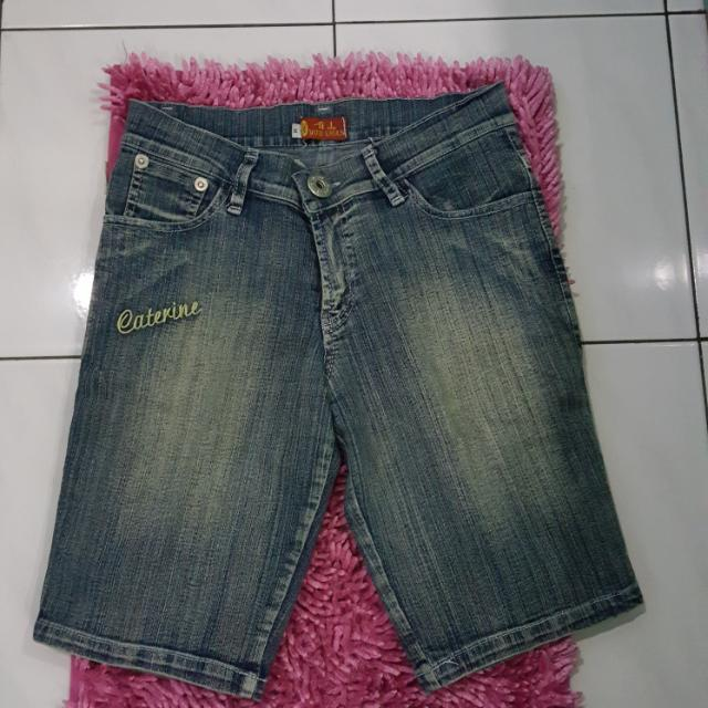 Celana Ponggol Size M Free Ongkir Daerah Medan