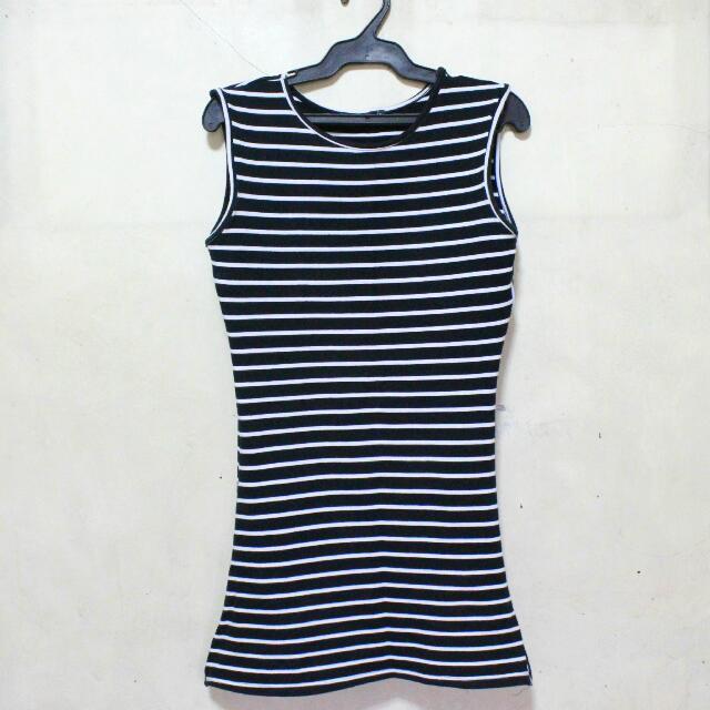 Chicabooti Stripe Dress