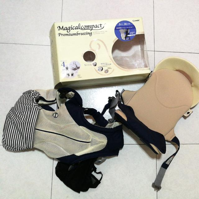 430970d607a Combi Ninna Nanna Magical Compact Fast Premium Baby Carrier on Carousell