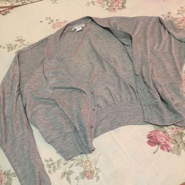 Cotton On Australia Grey Cardigan Batwing