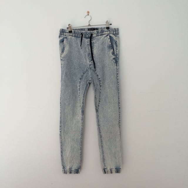 Cotton on Men's Cuff Chino Drawstring Pants
