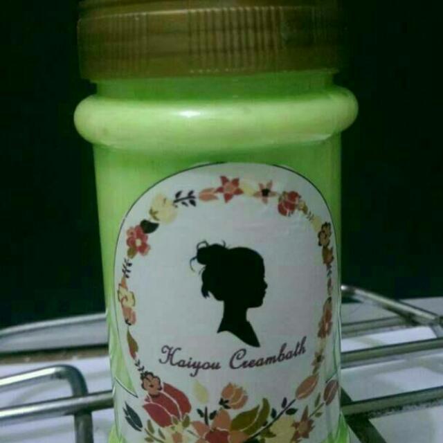 Creambath Kesehatan Kecantikan Kulit Sabun Tubuh Di Carousell
