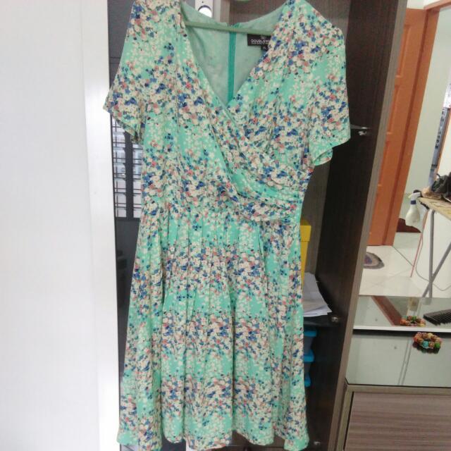 Double-woot Dress