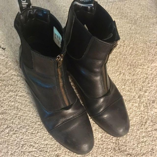 dublin leather shoes