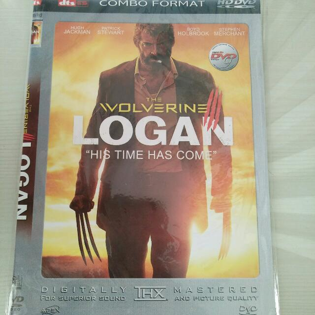 DVD LOGAN the Walverine