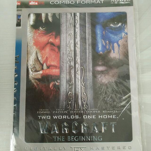 DVD Warcraft The beginning