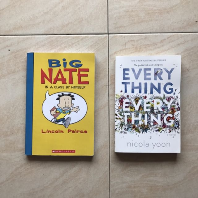 Everything, Everything &/ Big Nate