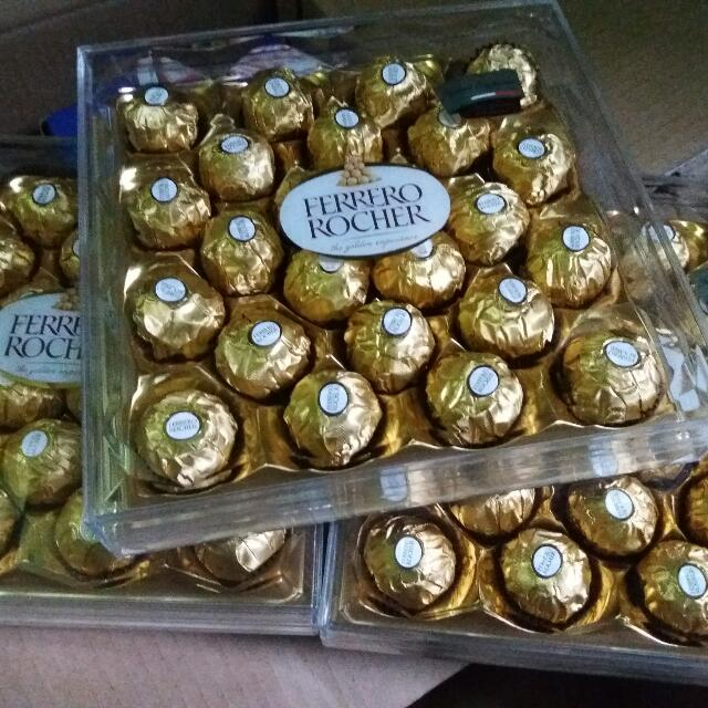 OUT OF STOCK! Ferrero Rocher -T24