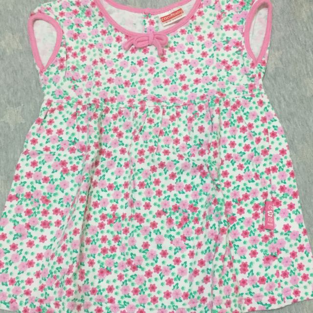 Flower dress Cool baby