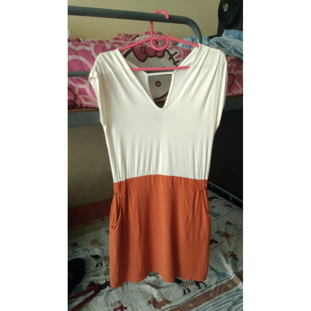 For Me - Two tone Casual Dress
