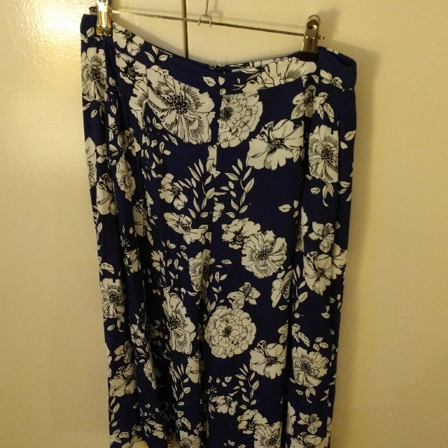 Forever New Floral Culottes