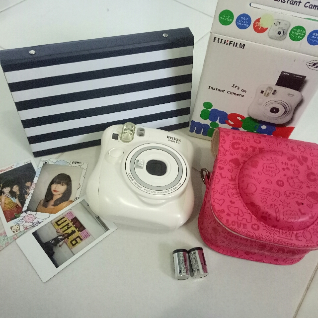 Fujifilm Instax Mini 25s (based On Cirebon)