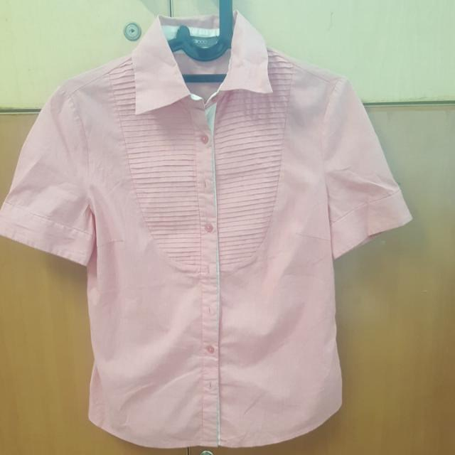 G 2000 Pink Shirt