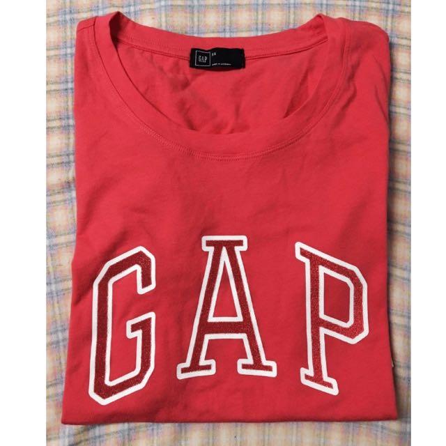 GAP經典款百搭短袖T
