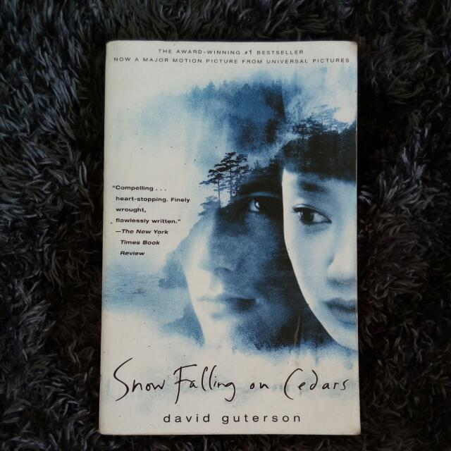General Fiction: Snow Falling On Cedars By David Guterson