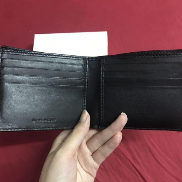 Givenchy 短銀包