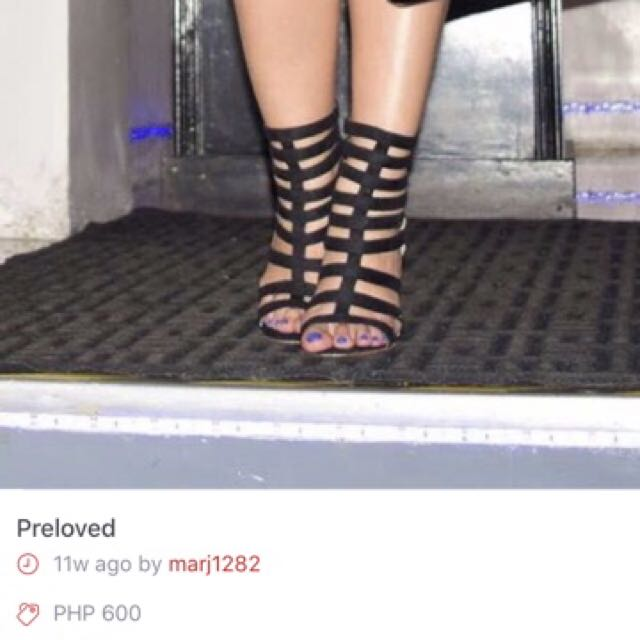Gladiator Sexy shoes