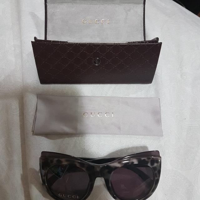 8Gucci Sunglasses