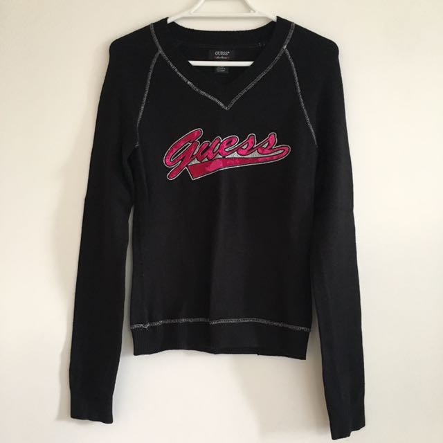 GUESS Authentic Sweater XS