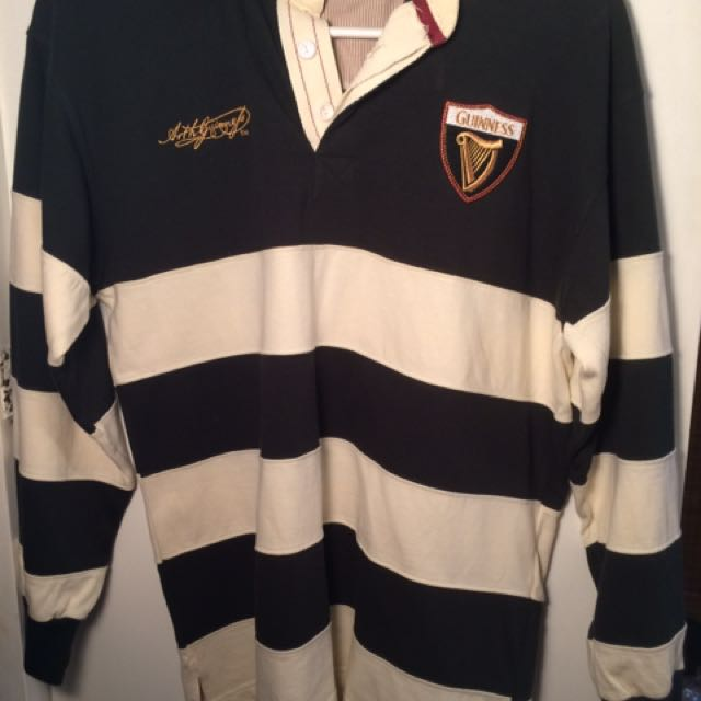 Guinness Rugby Jumper