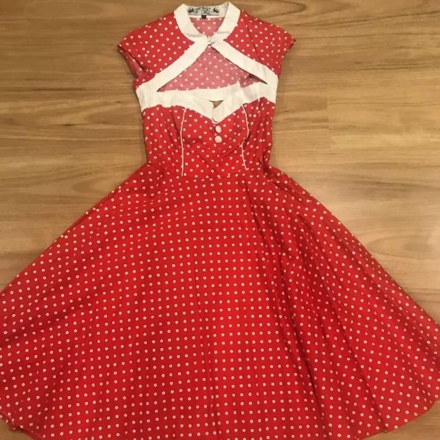 Hell Bunny Dress