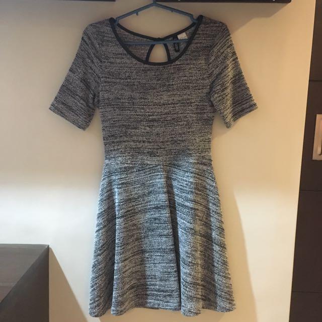 H&M 3/4 Sleeve Dress
