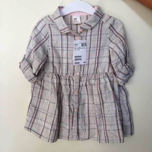 H&M Baby Shirtdress