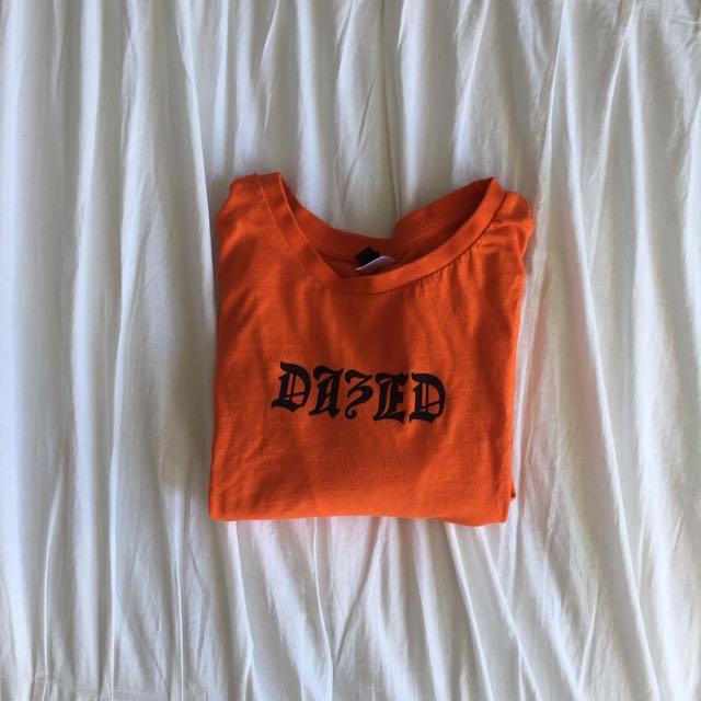 H&M T-Shirt crop Top - S