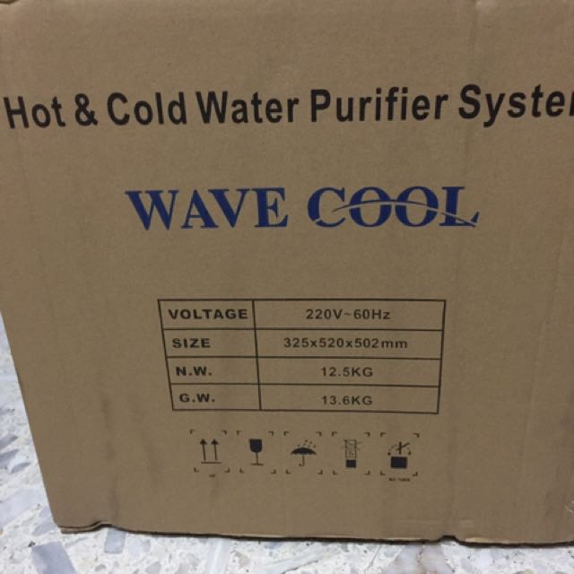 Hot And Cold Water Purifier System