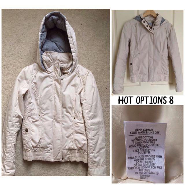 Hot Options Size 8