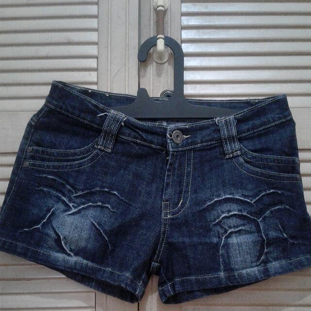 Hotspants Jeans