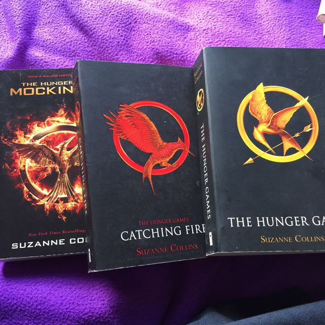 Hunger Games Trilogy, Suzanne Collins
