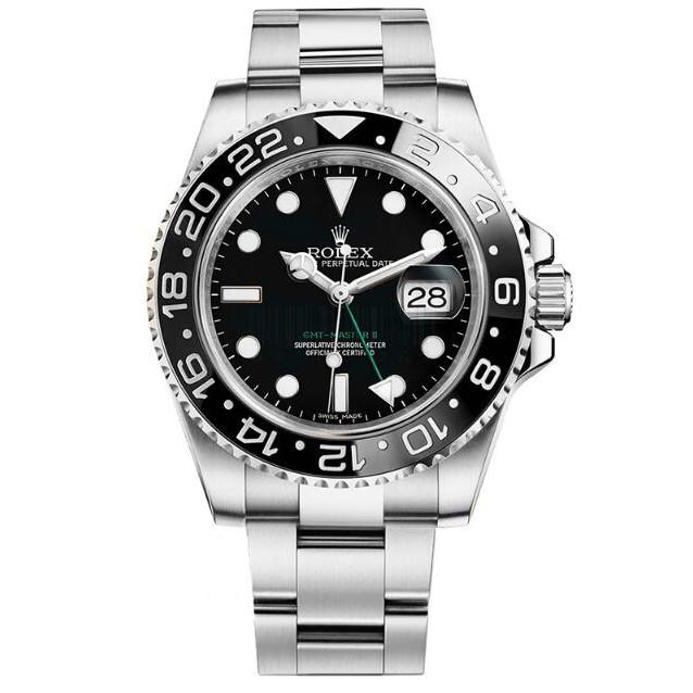 【獨特】勞力士格林尼治型II系列116710LN-78200腕錶 男錶 機械錶 手錶 大氣