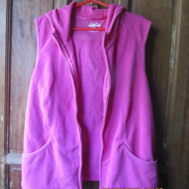 Imported Hooded Vest