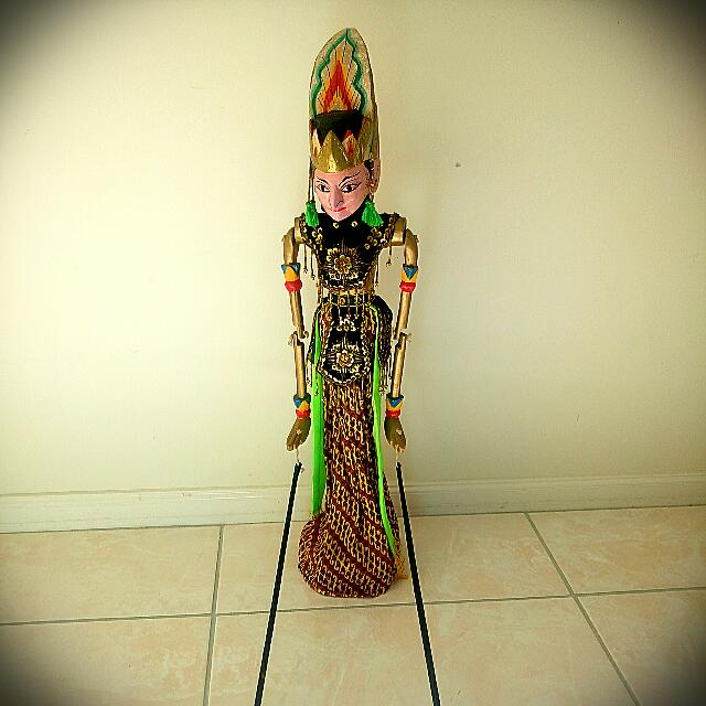 Indonesian Puppet/Ornament