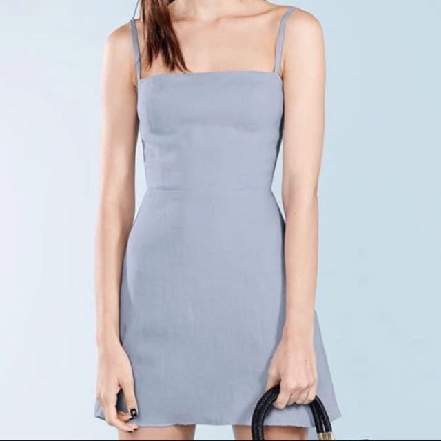 3275df50fea instock  Blue Brandy Melville Inspired Dress