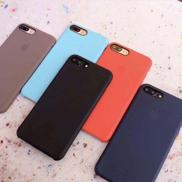 Iphone 5/6/7 Casing Silicone