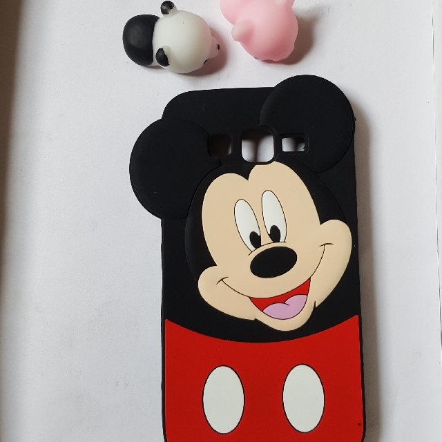J5 2016 | Mickey Mouse Rubber Case