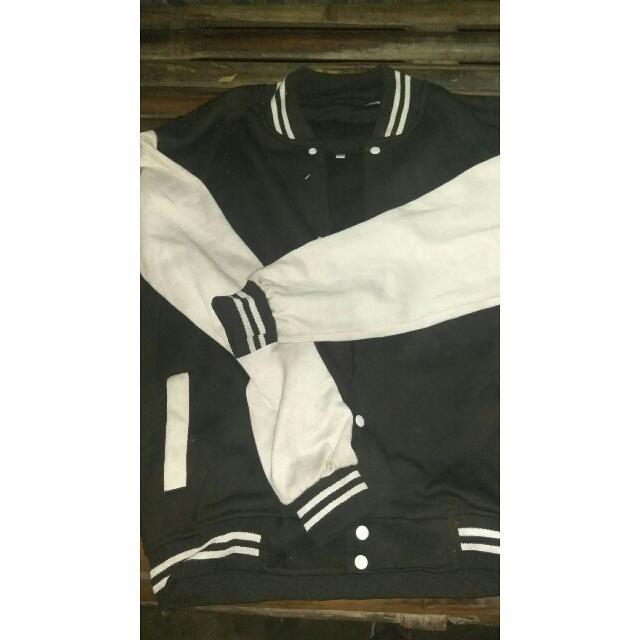 Jaket Bahan