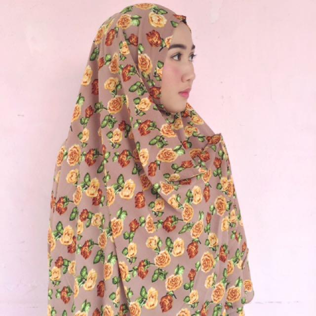 Jilbab Syar'i Shireen Sungkar