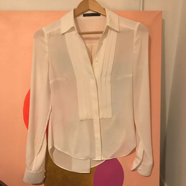 Karen Millen Ivory Shirt