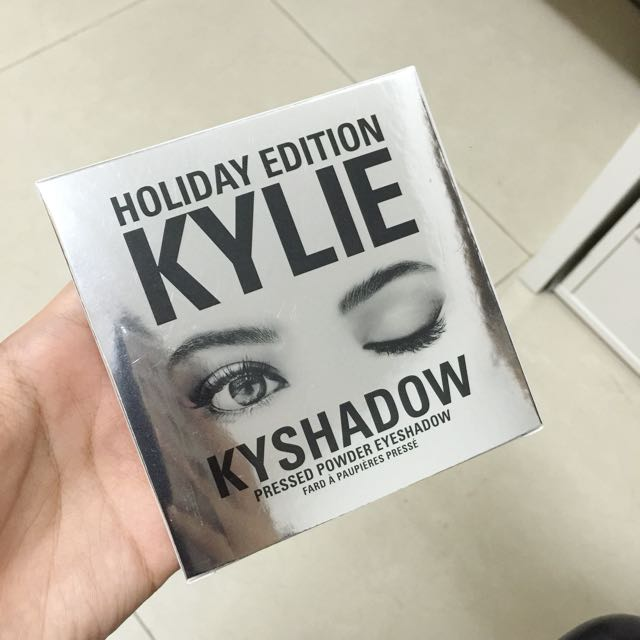 Kylie Cosmetics Holiday Edition Kyshadow Eyeshadow