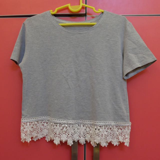 Laced Tee