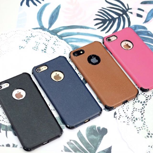 Leather Antcrack Case For Iphone 5/6/7