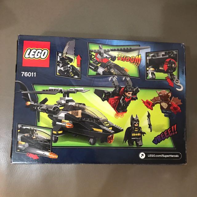 Lego 76011 Batman