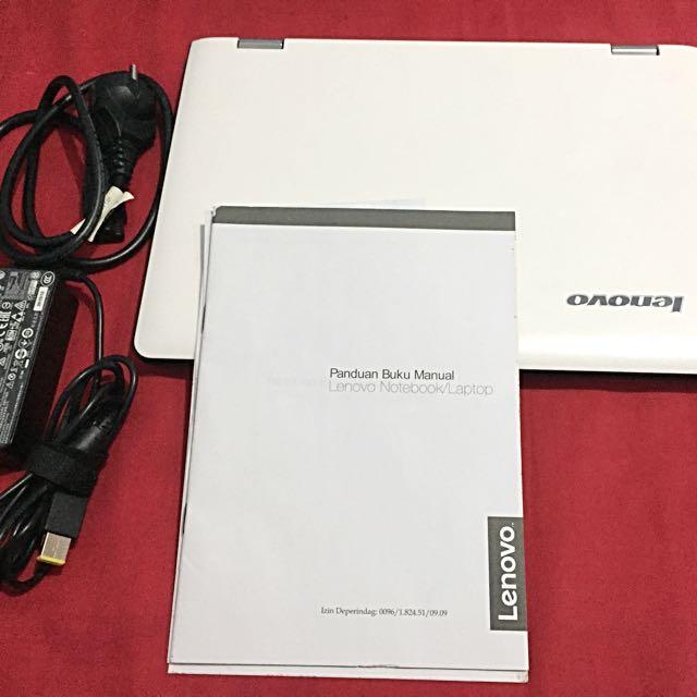 """Lenovo ideapad 300s 11.6"""""""